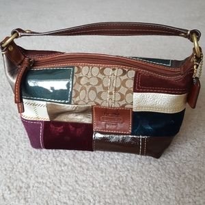 Coach Patchwork Mini Bag